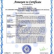 CE Certificate-4