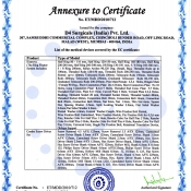 CE Certificate-5