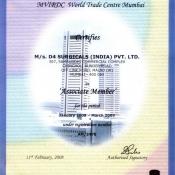 wtc-certificate